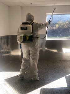 ServiceMaster Fire & Water Clean Up Services Disinfection Services Ephrata, PA