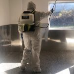 ServiceMaster Fire & Water Clean Up Services Disinfection Services Hershey, PA