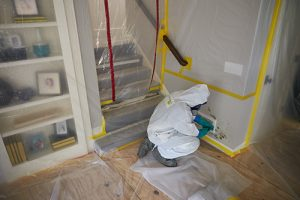 ServiceMaster Fire & Water Clean Up Services Mold Remediation Cleanup Hershey, PA