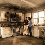 ServiceMaster Fire & Water Clean Up Services Soot Smoke Cleanup Hershey, ,PA