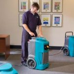 ServiceMaster Fire & Water Clean Up Services Water Damage Cleanup Harrisburg,PA